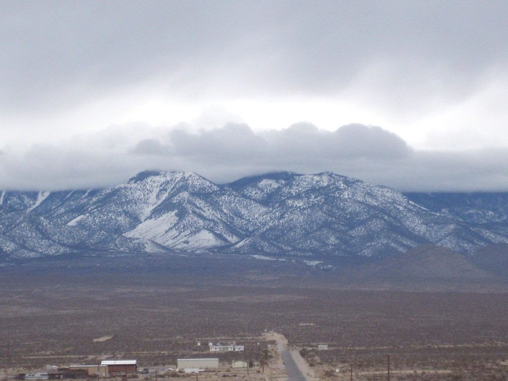 A view from Pahrump.
