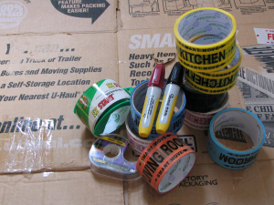 how to pack fragile items - suitable packing supplies benefits
