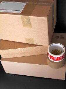 Make moving enjoyable by using good material.