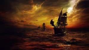 Pirate Ship Haunted Experience