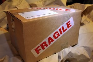 Fragile box - here's how to pack up your Halloween decor for storage if it's fragile