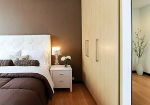 a bedroom - prepare your home for overnight guests
