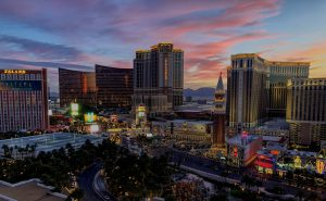 Las Vegas as one of the best Nevada cities for IT experts