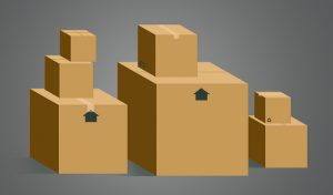 moving boxes - organizing electronic devices