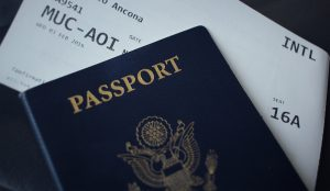 prepare for moving abroad by checking your passport