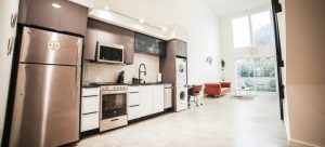 safe to relocate appliances in a kitchen