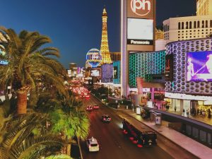 spend your post-move weekend in LV to visit the Strip