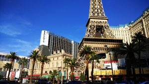 visit the Strip for LV activities during the springtime
