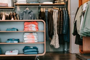 Decluttering before your spring move starting from the walk-in closet