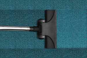 vacuum cleaner - organize your post-moving activities