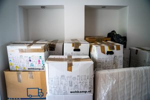 get boxes to pack your LV home for a local move