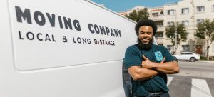 A moving company man will answer things to ask appliance movers